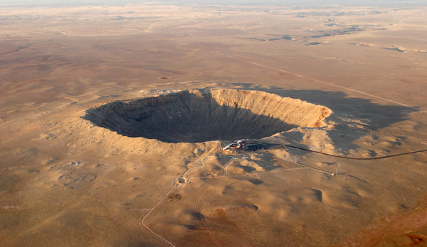 FYMS 3393 skapa en krater