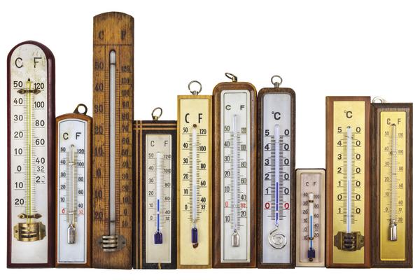 Termometrar